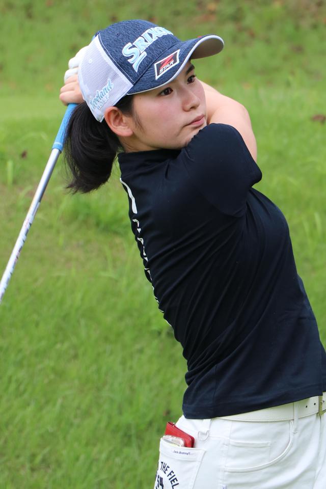 ゆい か 須江 須江唯加がかわいい。注目女子ゴルファーの経歴や動画・画像を調査。